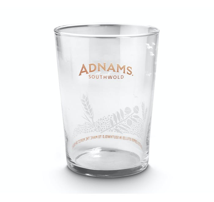 Adnams Copper House Gin Tumblers, set of 12 - from Adnams