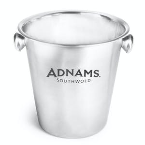 Adnams Stainless Steel Ice Bucket