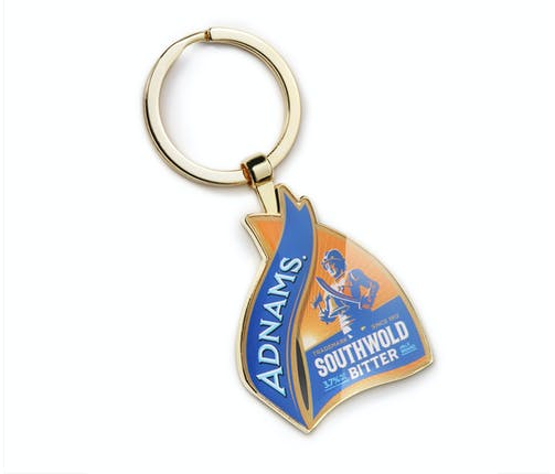 Adnams Southwold Bitter Keyring - from Adnams