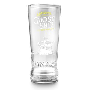6 Adnams Ghost Ship Pint Glasses