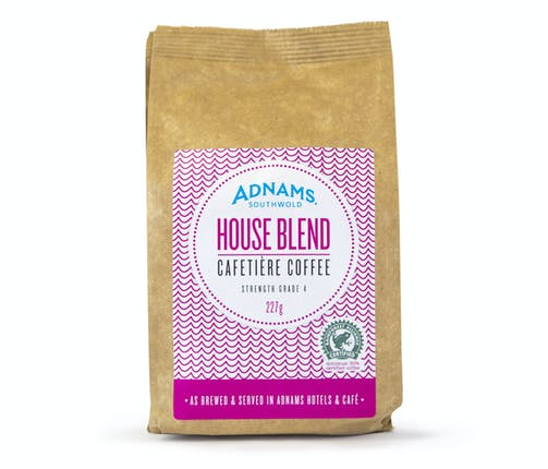 Adnams House Blend Cafetière Coffee - from Adnams
