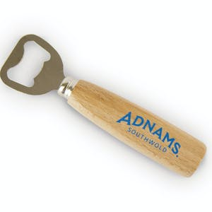 Adnams Beech Wood Beer Bottle Opener