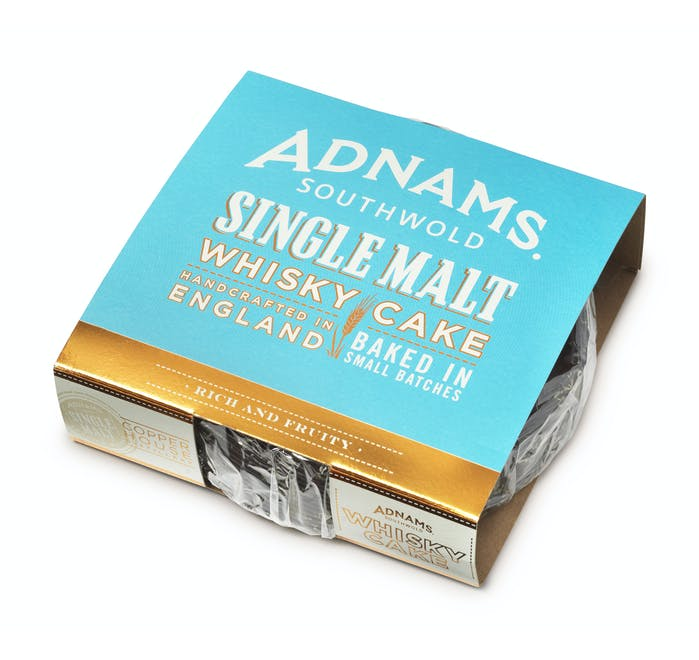 Adnams Whisky Cake, 320gm