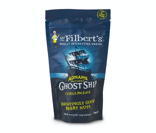 Adnams Ghost Ship Nuts