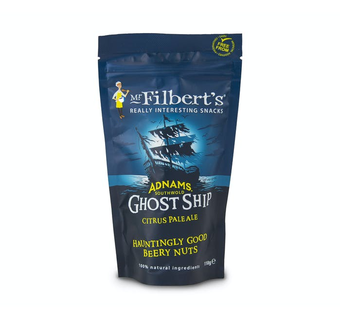 Adnams Case Of Ghost Ship Nuts, pack of 10 - from Adnams