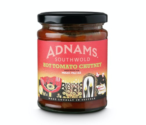 Adnams Trio of Beer Chutneys Gift Pack