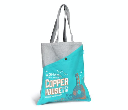 Adnams Copper House Gin Tote Bag - from Adnams