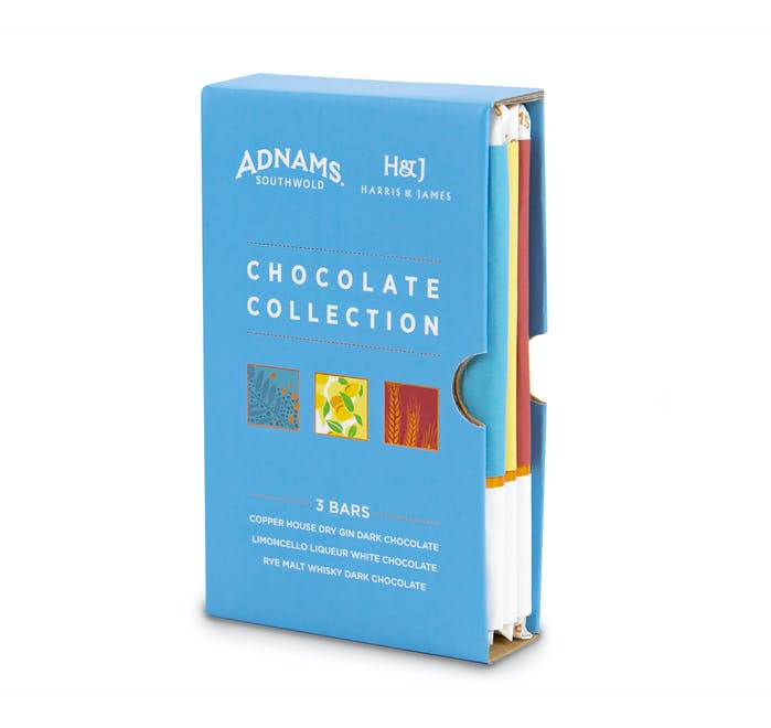 Adnams Chocolate Collection Giftset - from Adnams