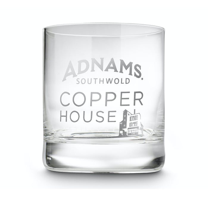 Copper House Tumblers, pack of six