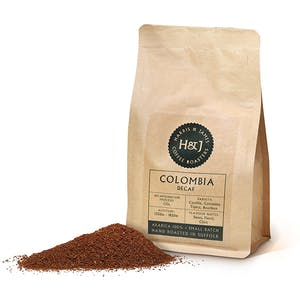 Harris & James Columbia Decaf Coffee, Popayan Plateau, Cauca Valley