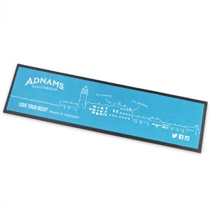 Adnams 'Townscene' Bar Runner