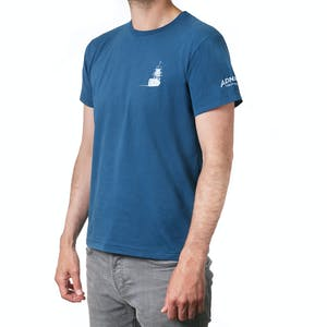 Adnams Ghost Ship Blue T-Shirt