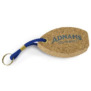Adnams Cork Key Ring