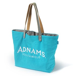 Adnams Blue Beach Bag