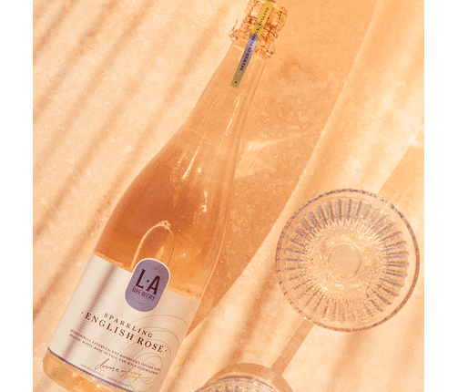 L.A Brewery Sparkling English Rose