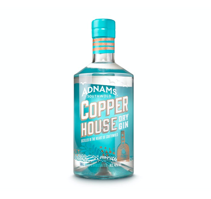 Order Adnams Copper House Dry Gin online from Adnams