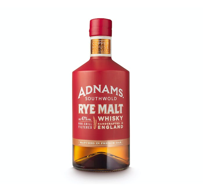 Adnams Rye Malt Whisky, 47% , 70 cl - from Adnams