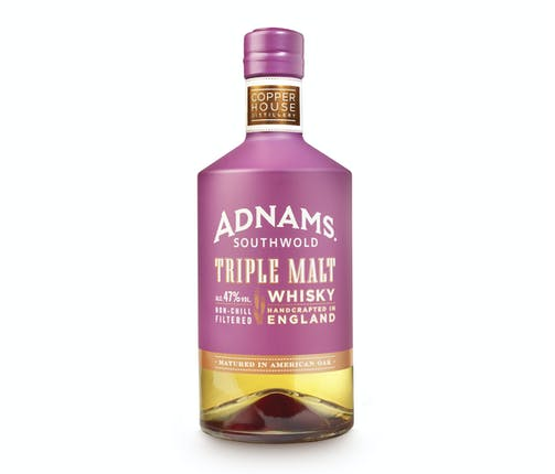 Adnams Triple Malt Whisky 70cl, 47%