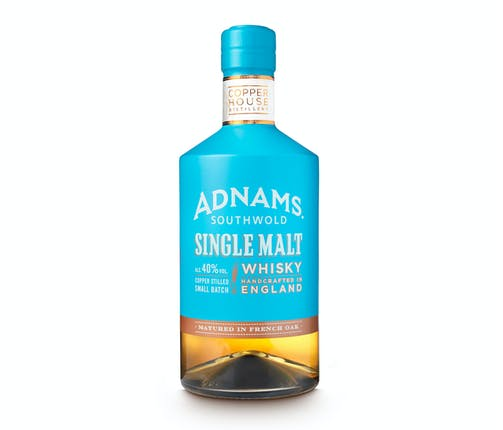 Adnams Single Malt Whisky, 40% , 70cl - from Adnams