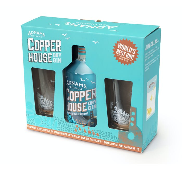 Adnams Copper House Gift Set