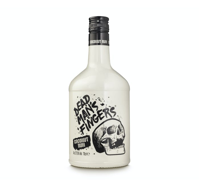 Dead Man's Fingers Coconut Rum - from Adnams