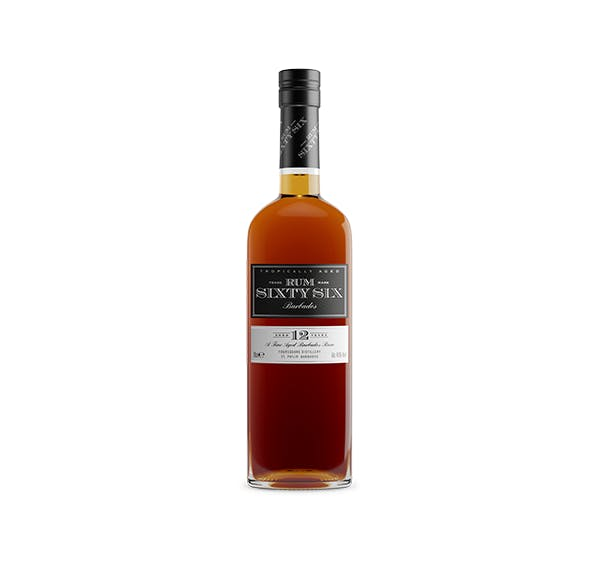 Rum Sixty Six 12 Year Old Rum
