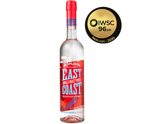 70cl Adnams East Coast Vodka, 40%
