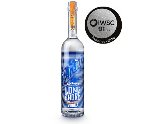 Adnams Longshore Triple Malt Vodka, 70cl, 45%