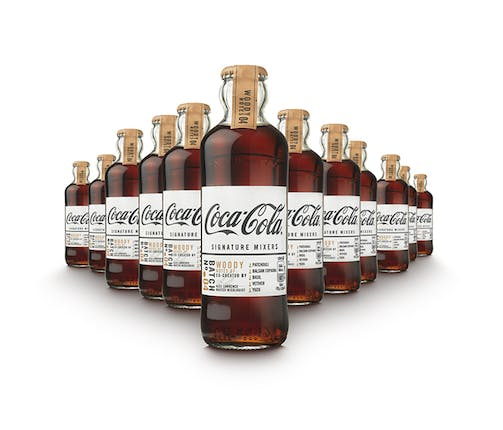 Coke Signature Woody