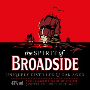 Adnams Spirit of Broadside
