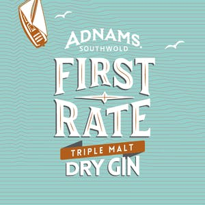 Adnams First Rate Gin