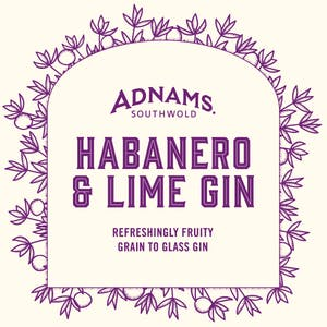 Habanero and Lime Gin