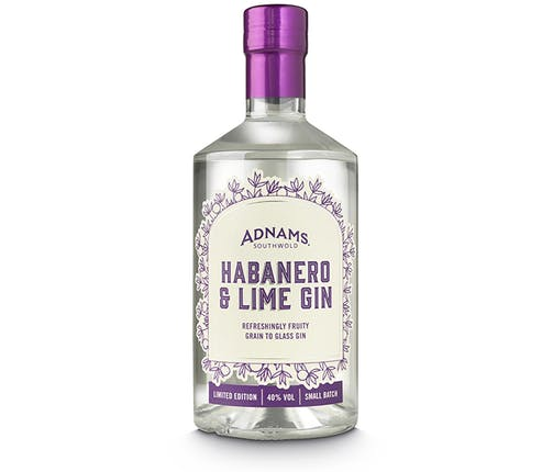 Adnams Habanero and Lime Gin