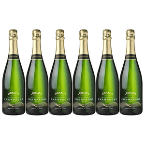Christmas Champagne Case