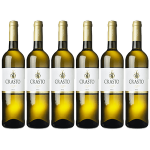 6 x Crasto Branco, Quinta do Crasto, Douro