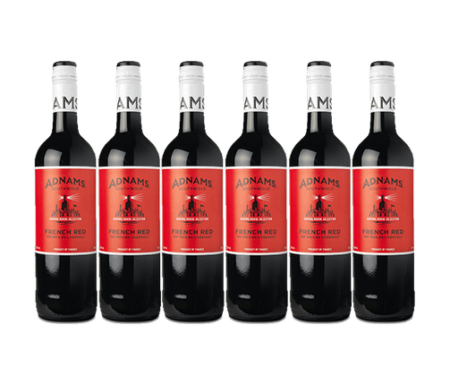 6 x Adnams Organic French Red