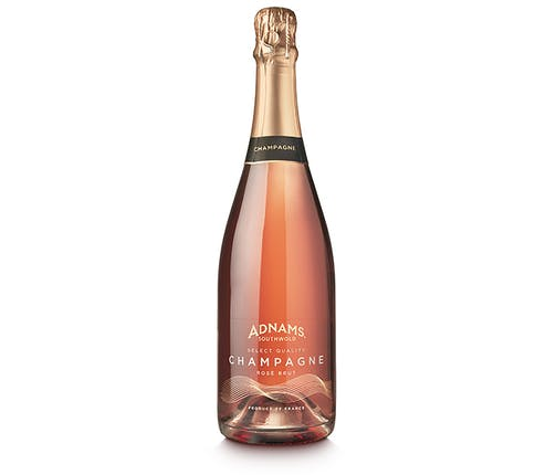 Adnams Rosé Champagne, Brut - from Adnams