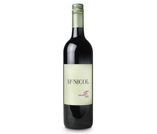 The McNicol Shiraz, Mitchell, Clare Valley - from Adnams