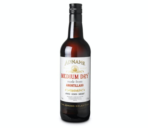 Adnams Amontillado, Medium Sherry - from Adnams