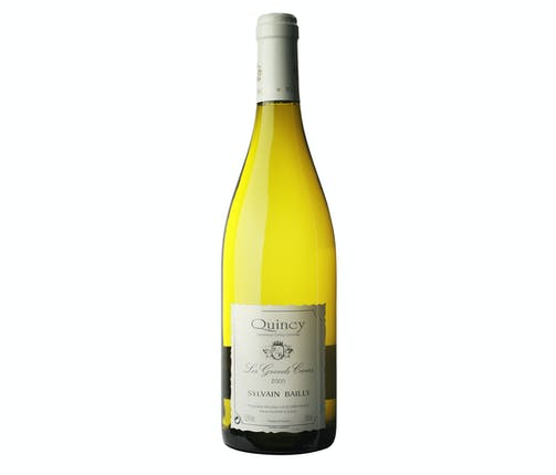 Quincy 'Les Grands Coeurs', Domaine Sylvain Bailly - from Adnams