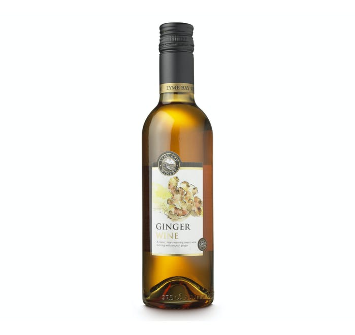 Lyme Bay Ginger Wine - from Adnams