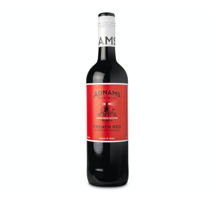 Adnams Organic French Red, IGP Pays del'Hérault