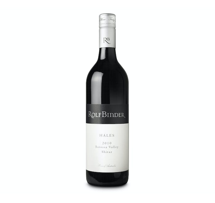 Shiraz 'Hales' Rolf Binder, Barossa Valley, S Australia - from Adnams