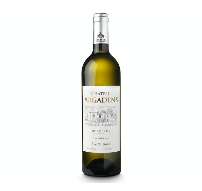 Chateau Argadens, Bordeaux Blanc - from Adnams