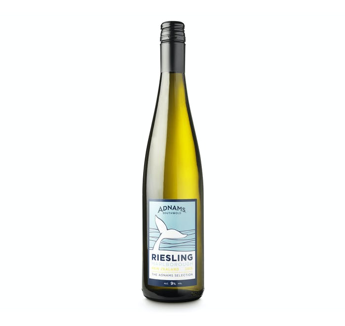 Adnams Riesling, Marlborough, NZ - from Adnams