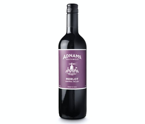 Adnams Merlot, Central Valley, Chile - from Adnams