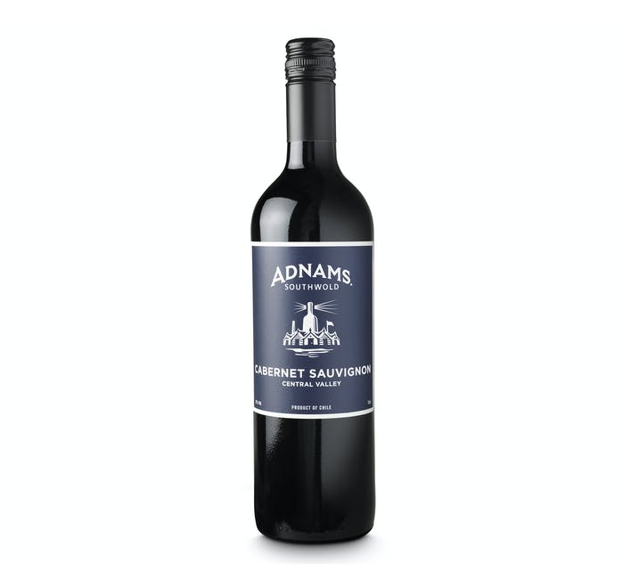 Adnams Cabernet Sauvignon, Central Valley, Chile - from Adnams