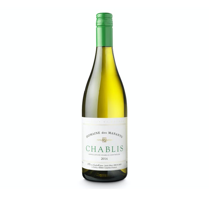 Chablis, Domaine de Manants, JM Brocard - from Adnams
