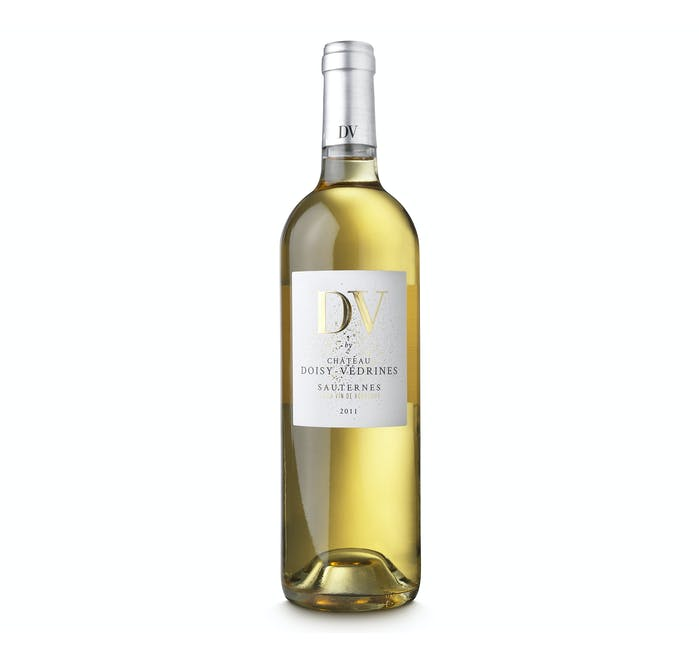 DV de Doisy Vedrines, Sauternes, 37.5cl bottle - from Adnams