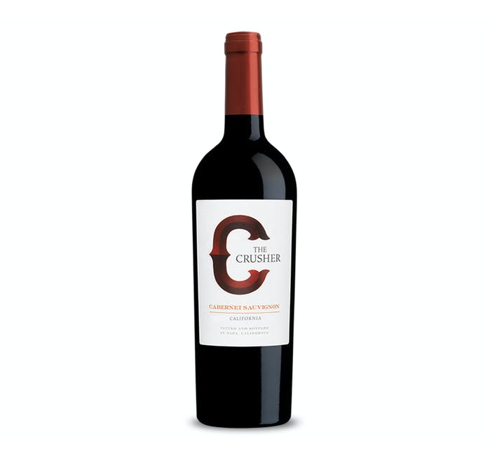 Cabernet Sauvignon, The Crusher, California - from Adnams